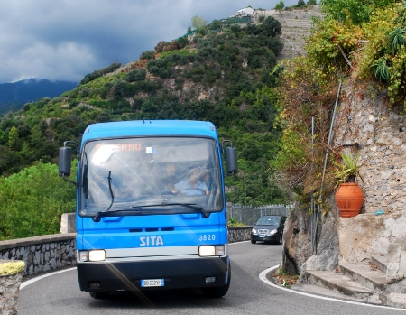 Public transportation to Il Vichiaccio